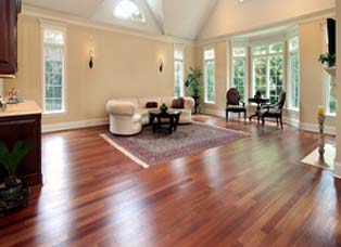 Custom Milled Flooring