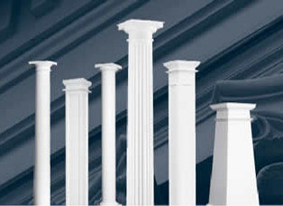 Columns lancaster kennett square west chester main for Hb g square columns