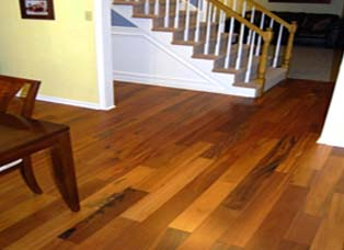 Quick Ship Hardwood Flooring